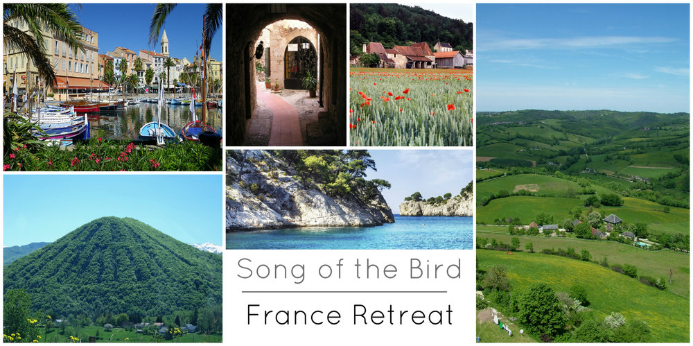 yoga holidays france august 2017 | france yoga retreat