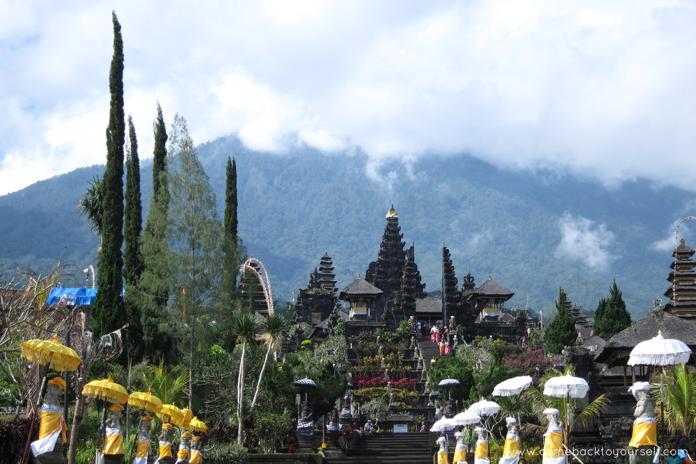 Besakih temple bali yoga retreat