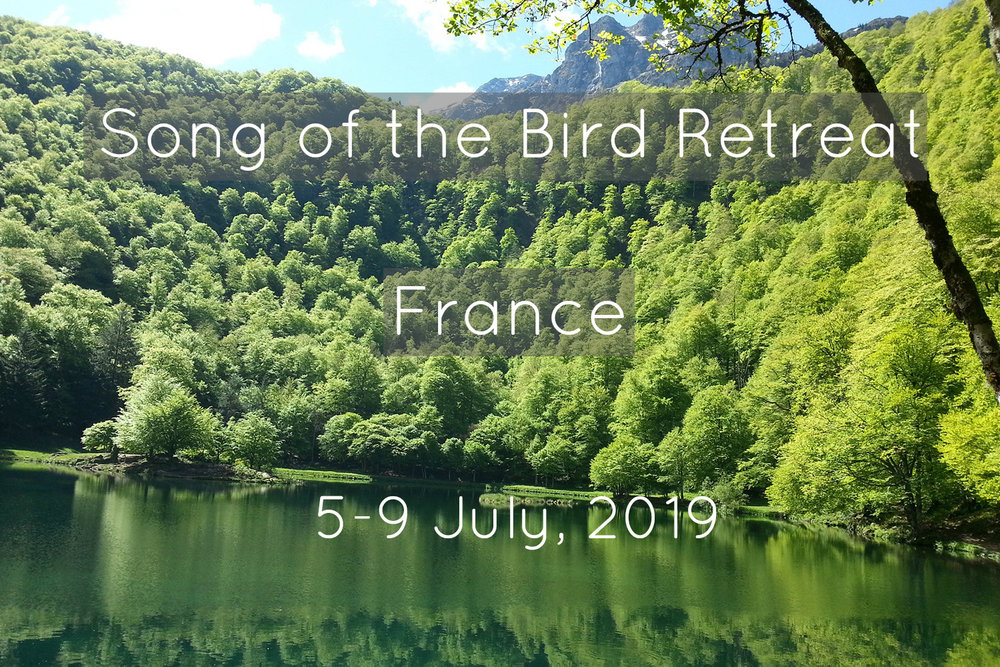 a mindfulness yoga dance retreat south France