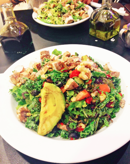 Quick And Healthy Lunch Spots In London All Things Abroad