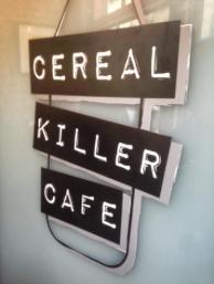 Cereal Killer Cafe; London, England