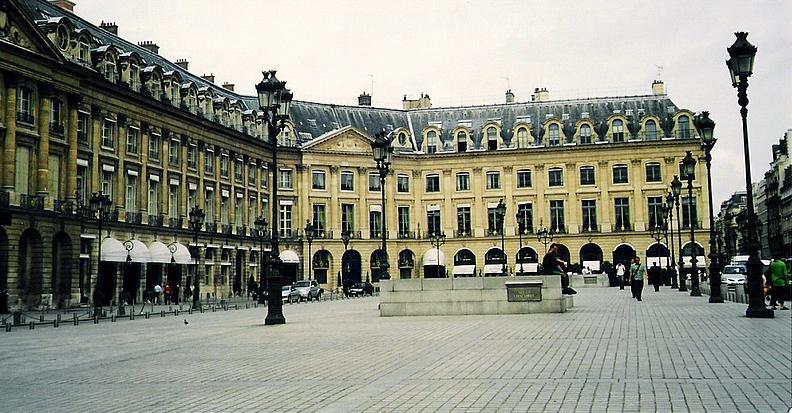 Paris, France; Hotel