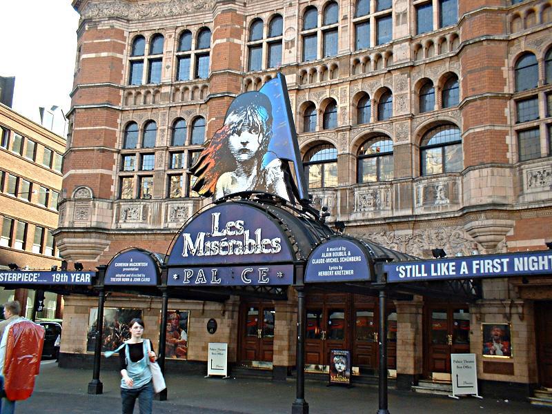 London, England; London theatre; West End