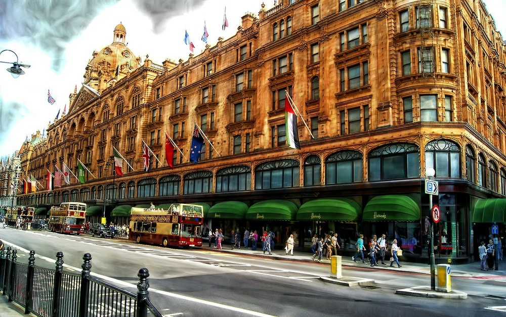 Harrods: London, England