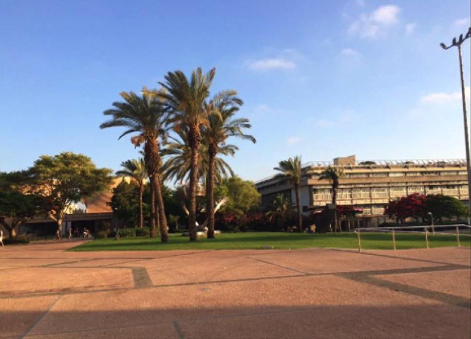Tel Aviv University; Dorms; Tel Aviv, Israel