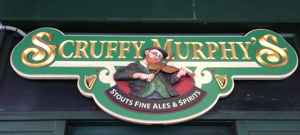 Sydney, Australia; Scruffy Murphys