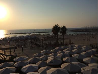 Tal Baruch Beach; Tel Aviv, Israel; Tel Aviv beaches