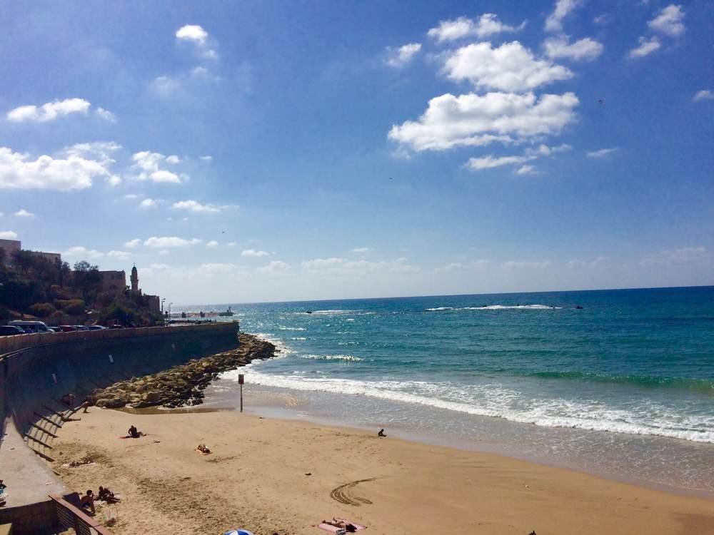 Tel Aviv, Israel; Tel Aviv beaches