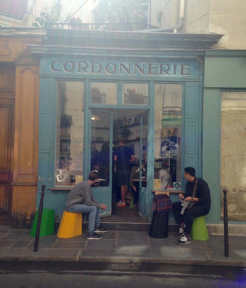 Boot Cafe, Paris, France
