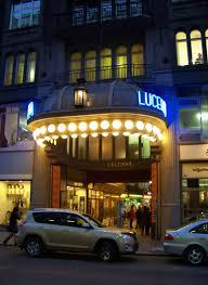 Lucerna, Prague