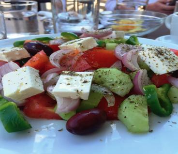 Greek Salad, Athens