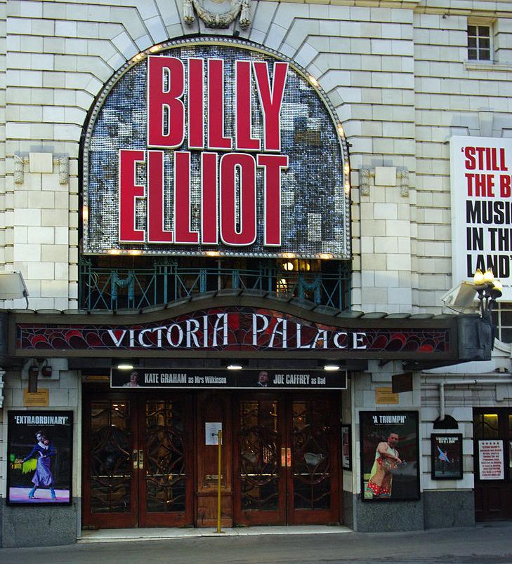 Billy Elliot London, England