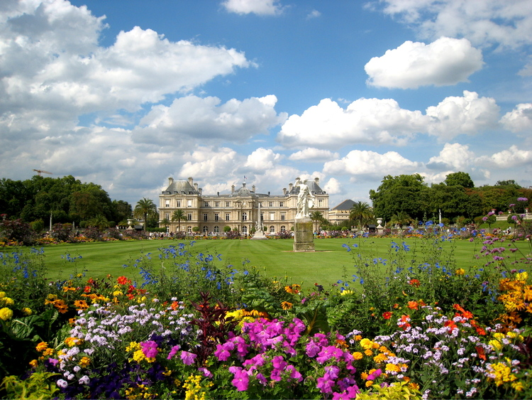 Move your workout outdoors: Three Parks in Paris where you can ...