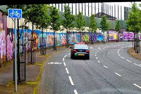 Peace Line-Belfast