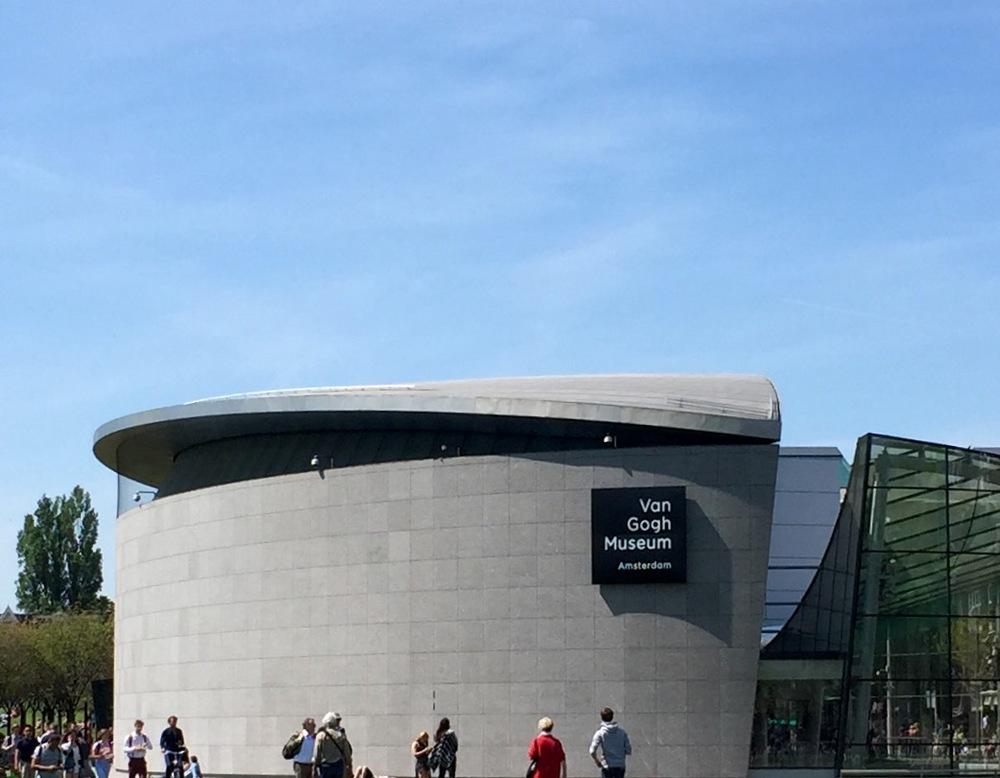 Van Gogh Museum-Amsterdam