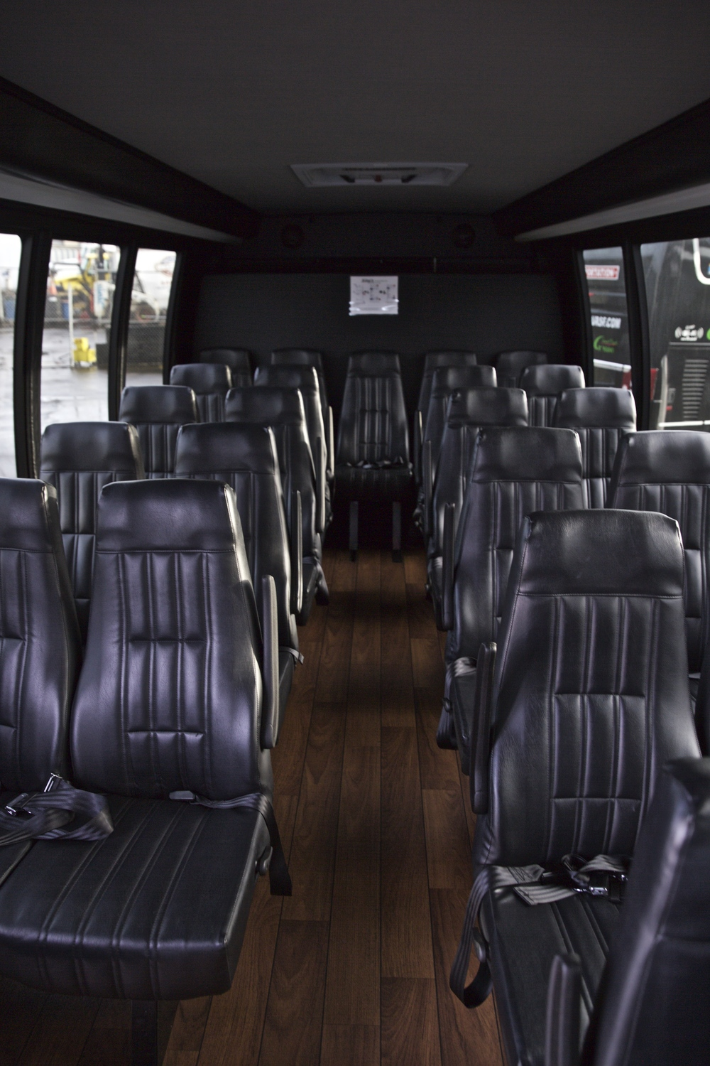 Mini Coach Interior