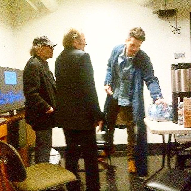 BG with @johnmayer #barrygoldberg #gottheblues #bluesog #music #peace #love