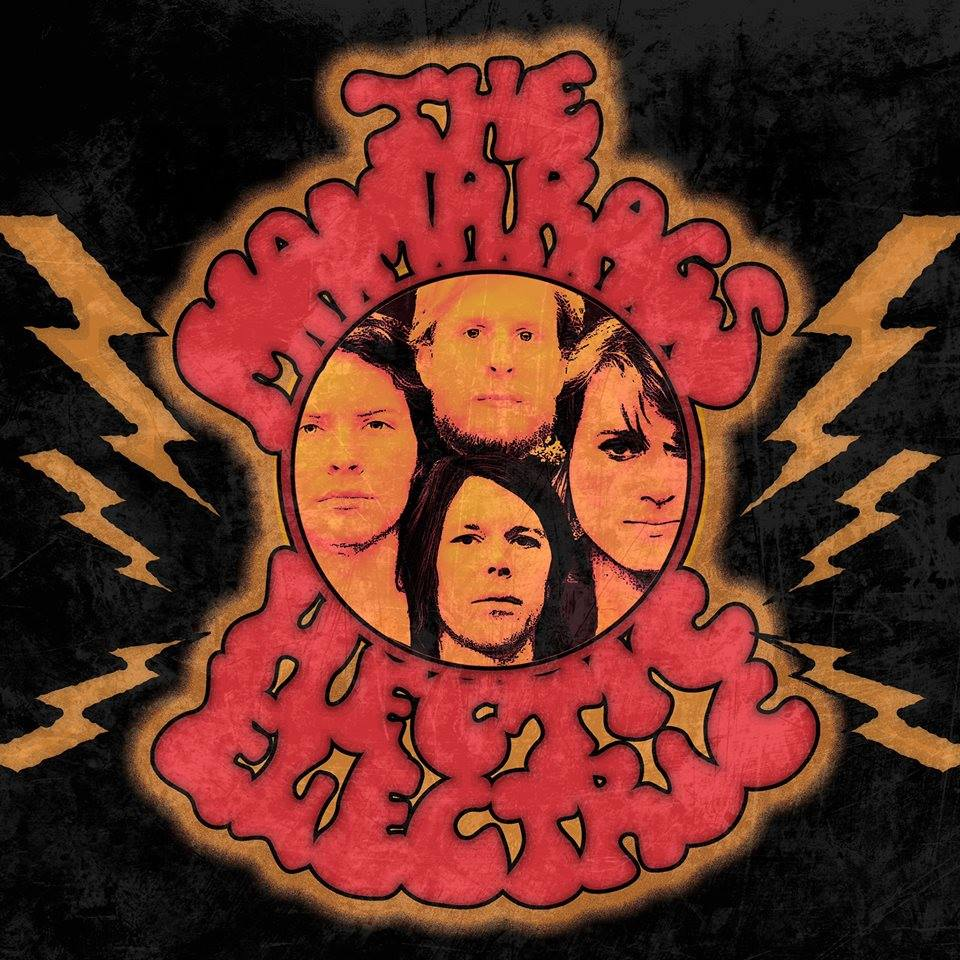 NEW from The Mama Rags: Hectic Electric EP