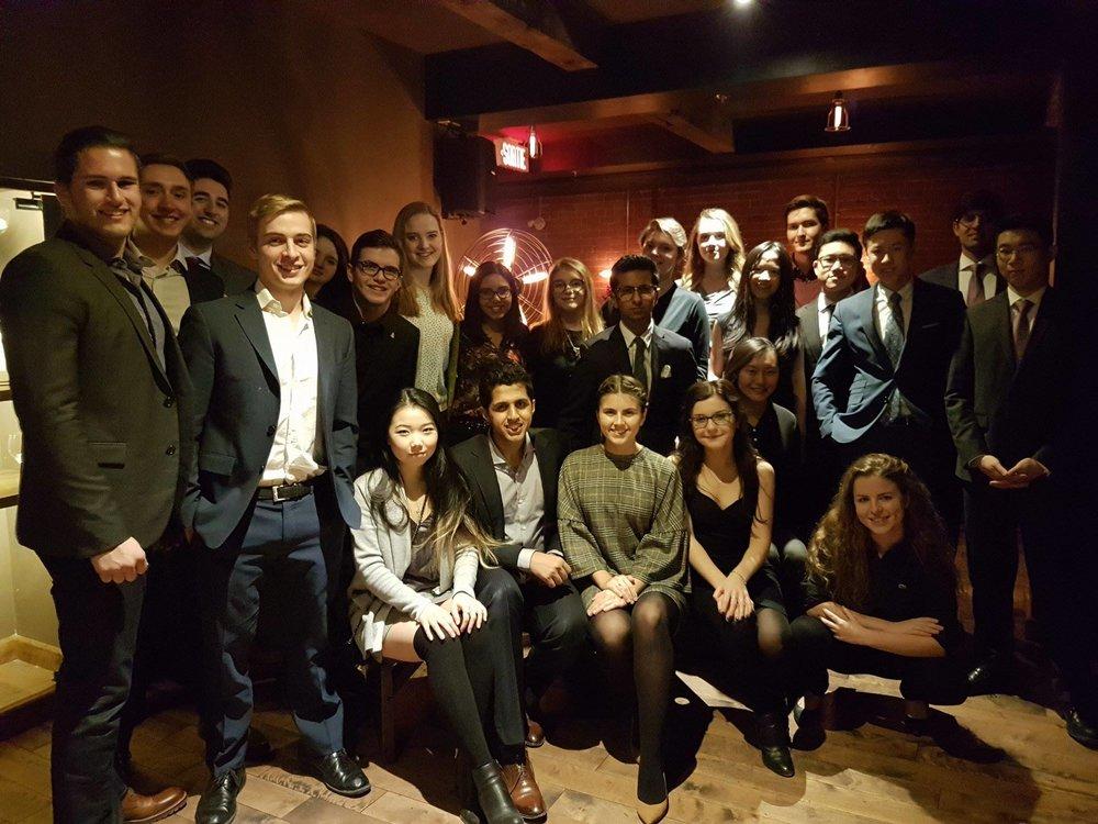 UofT @McGill Classic, January 2017