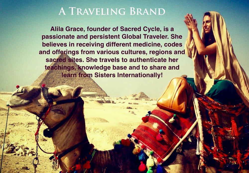 Traveling Brand