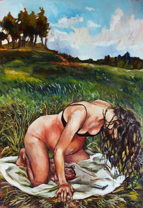 laboring-women