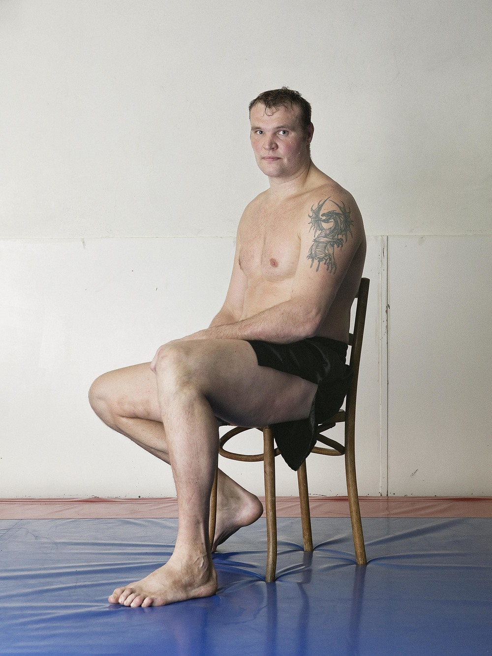 Semmy Schilt aka Hightower