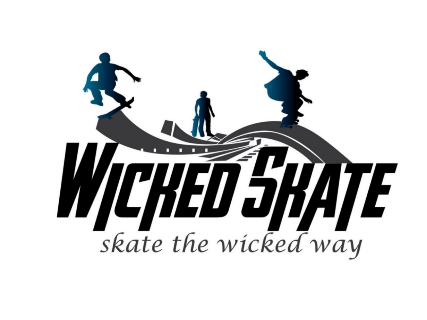 Skate The Wicked Way