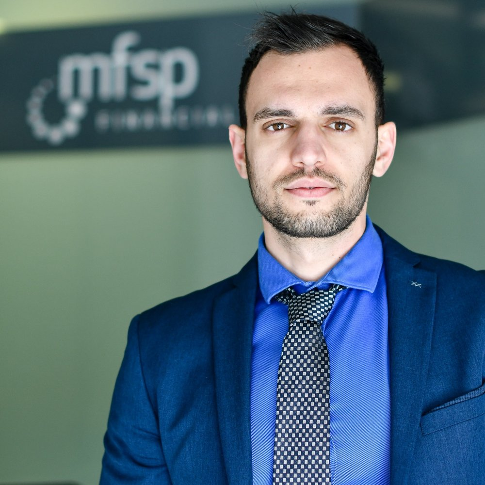 Damian Gargano TRAINEE with MFSP since 2017 +356 9927 4346 dgargano@mfsp.com.mt