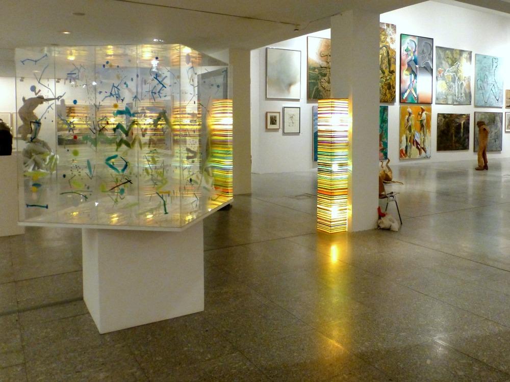modern art venues