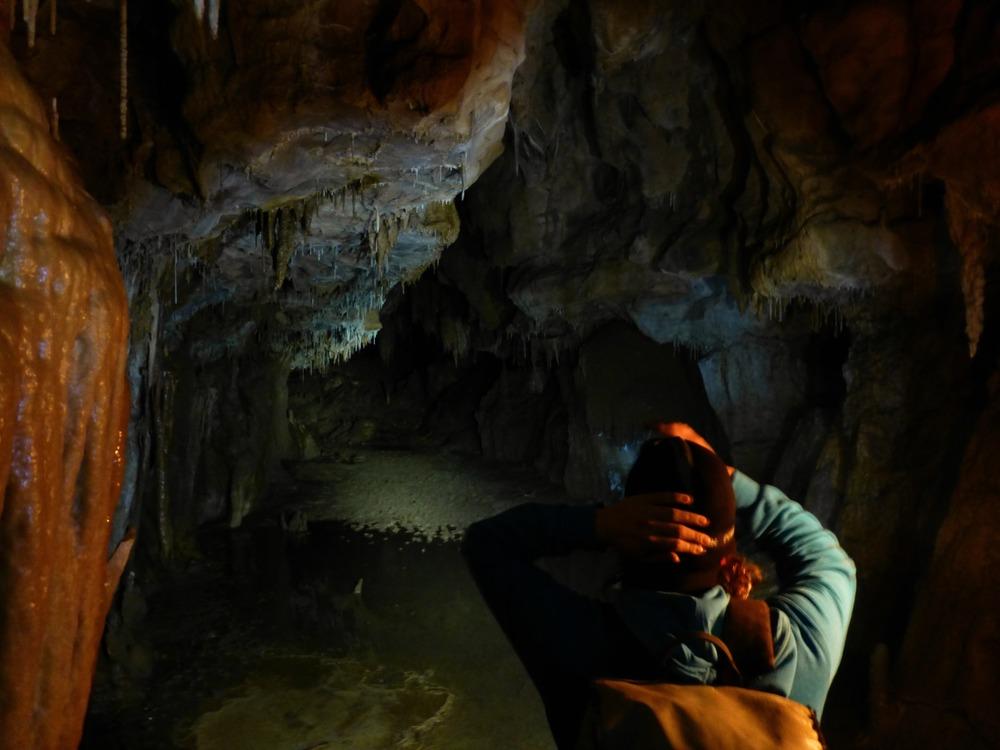 wild caving