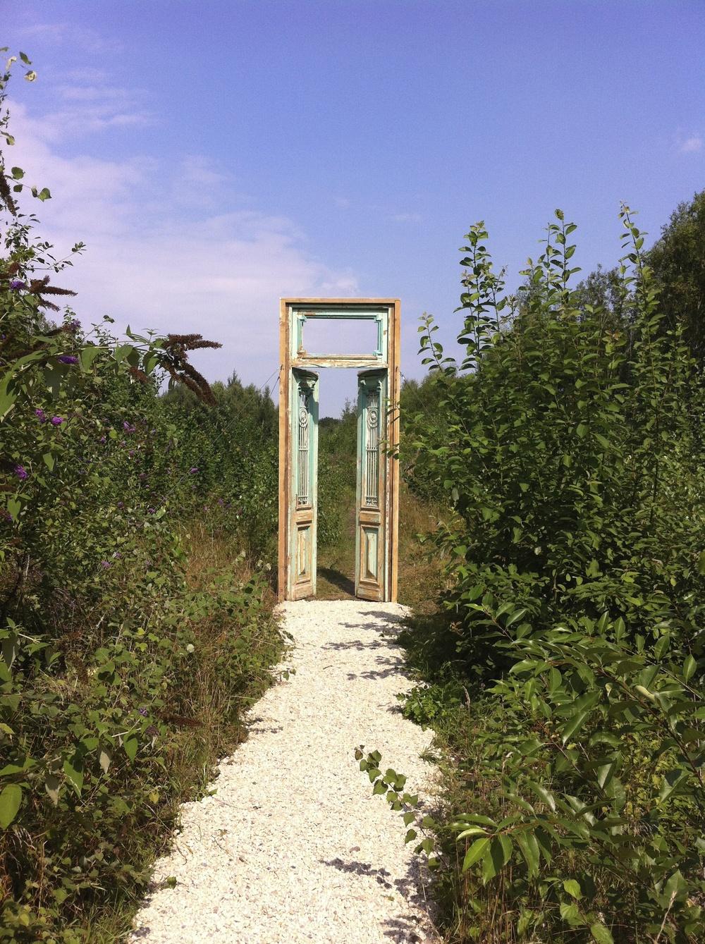 one door of perception