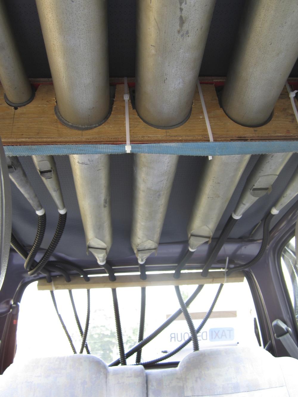 8 tone organ car