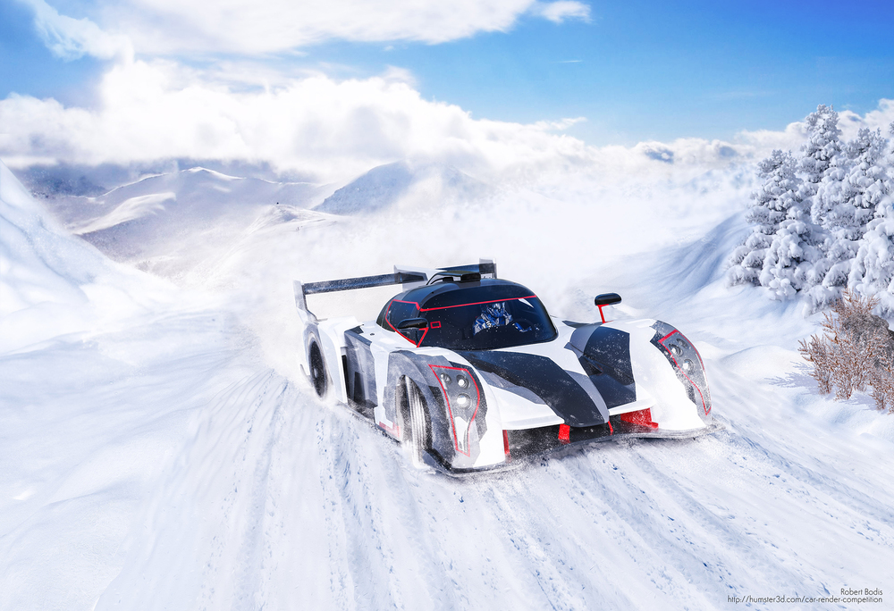Jon Olsson R2K Rebellion