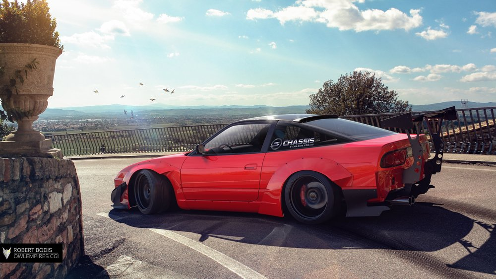 Nissan S13