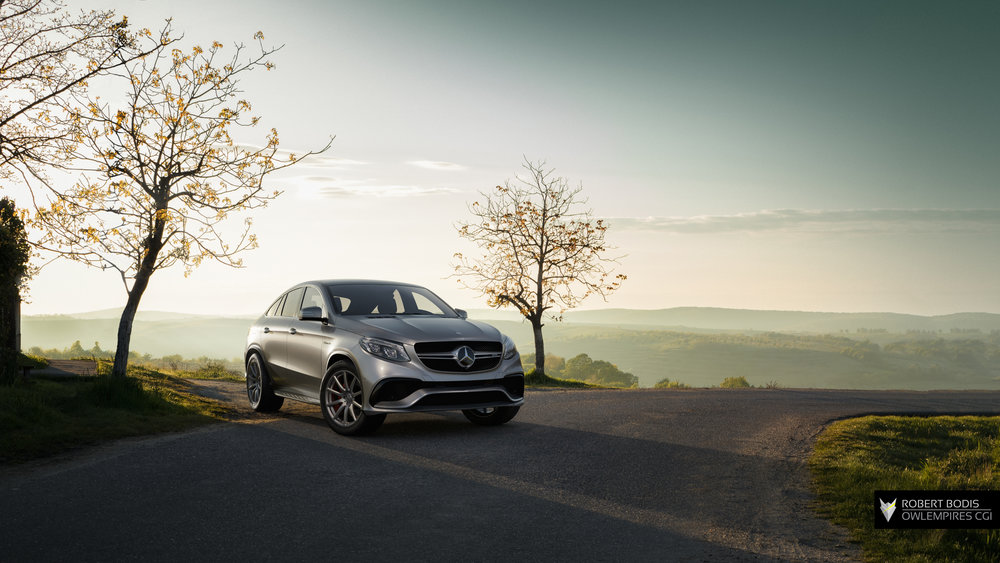 Mercedes AMG GLE63 Country