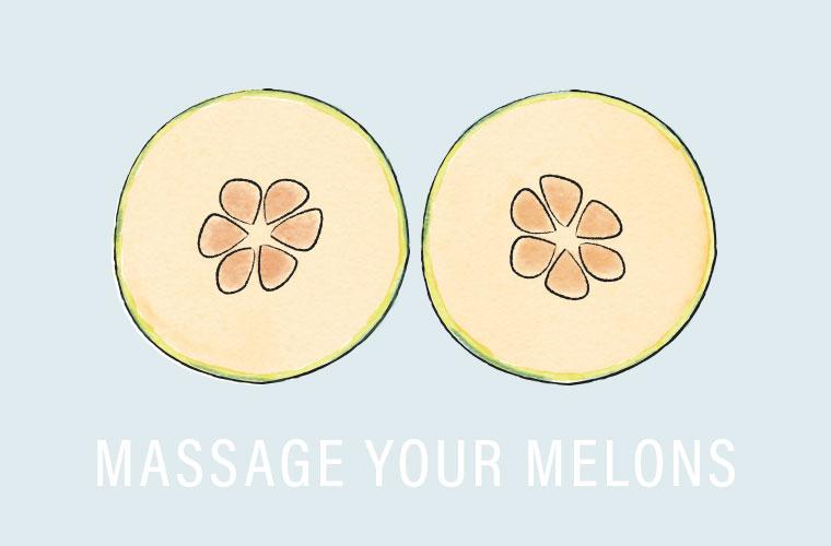 Illustration for Breast Cancer Awareness Month