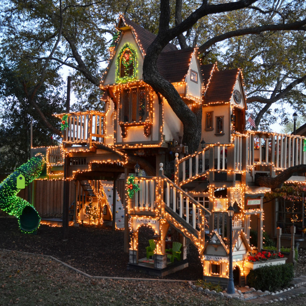 Dallas Tree House  |  Steve & Jeri Wakefield