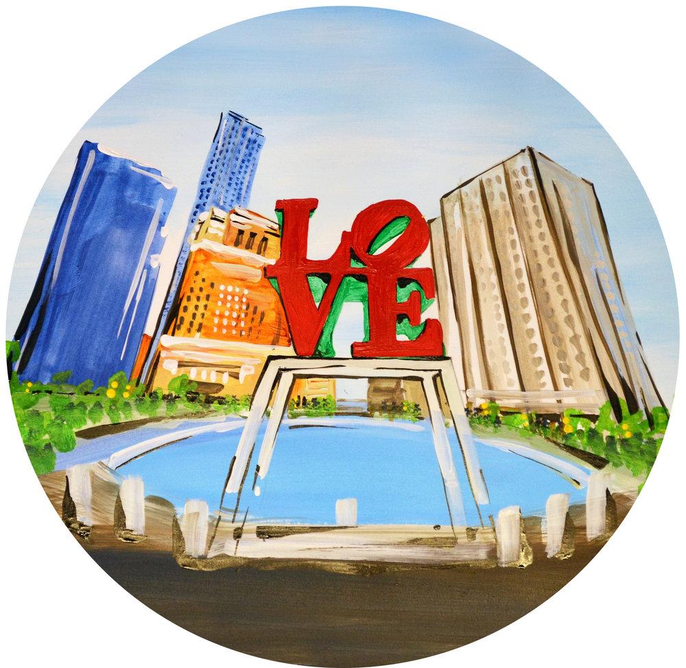 Love Park | Philadelphia, PA