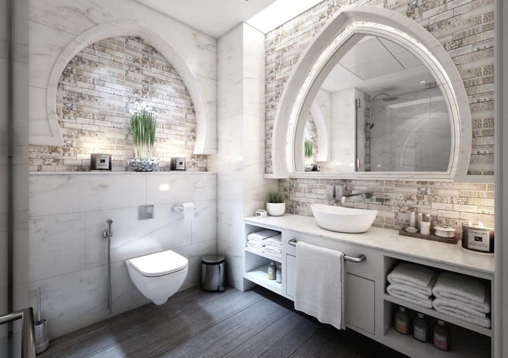 BATHROOM DESIGN  - We offer a complete bathroom redesign and installation service including wet rooms and shower rooms. Whether you require a new bathroom design or just refurbishment of an existing bathroom, we tailor our services to your requirements. Call us to book a consultation to discuss your requirements.
