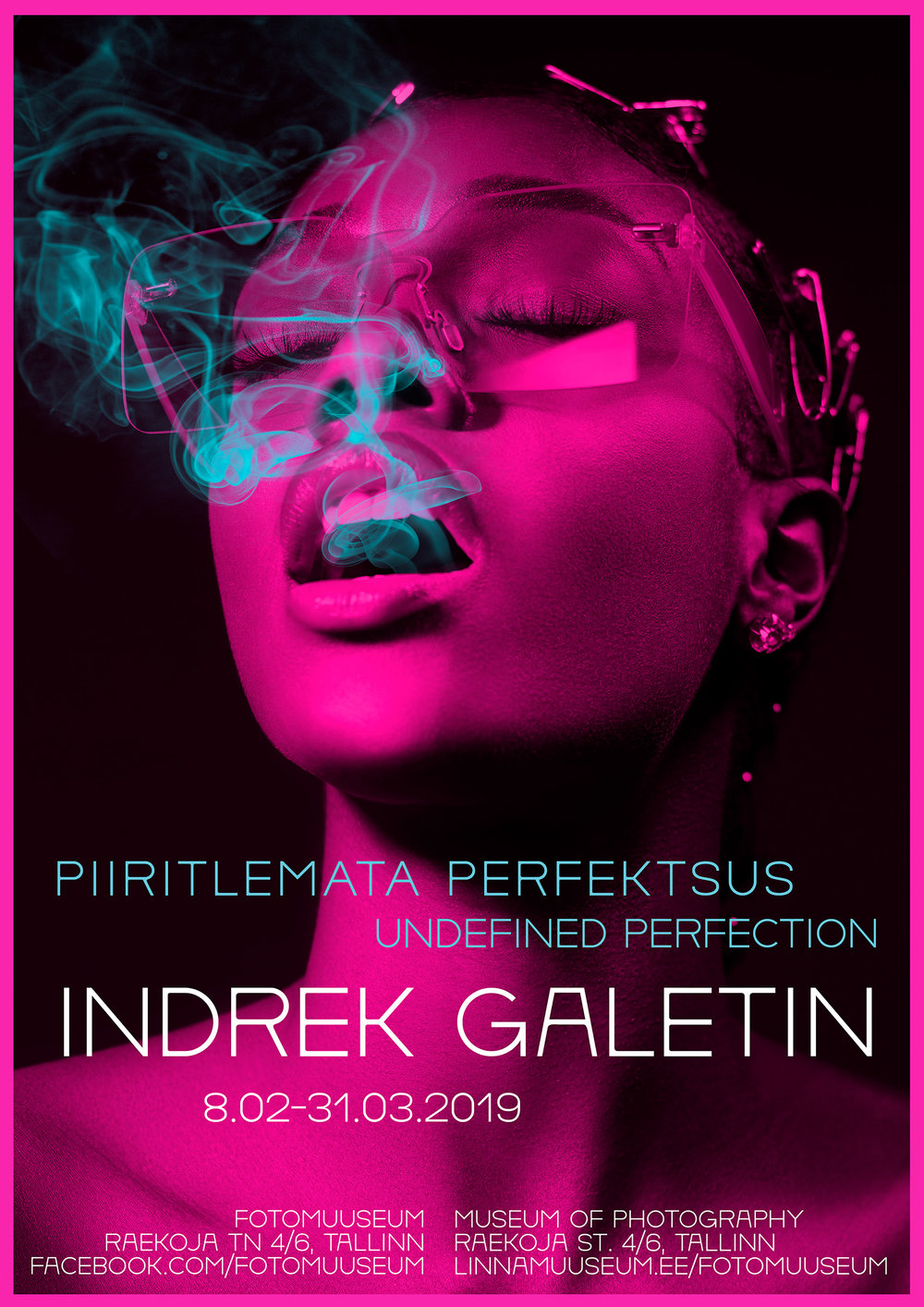 'Undefined Perfection' – a solo exhibition by Indrek Galetin