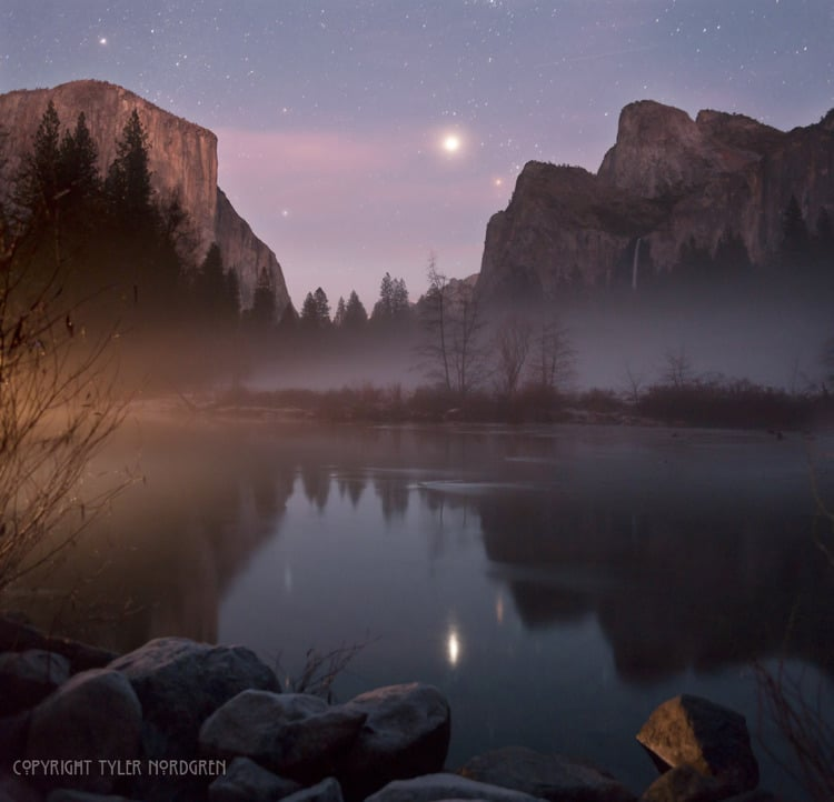 Yosemite National Park, © Tyler Nordgren