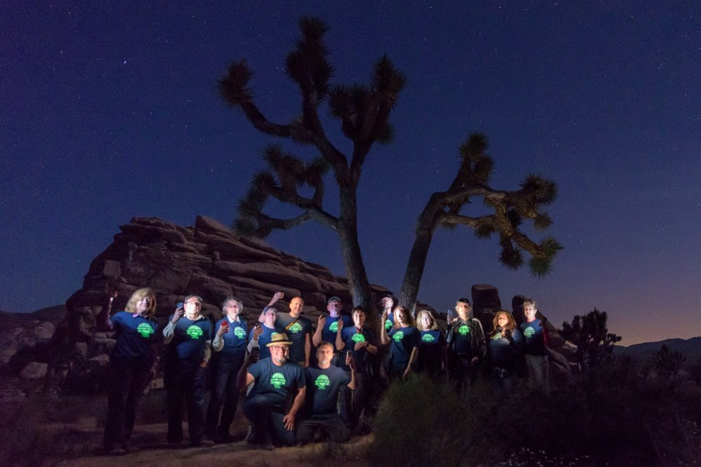 The Joshua Tree Week 2 group