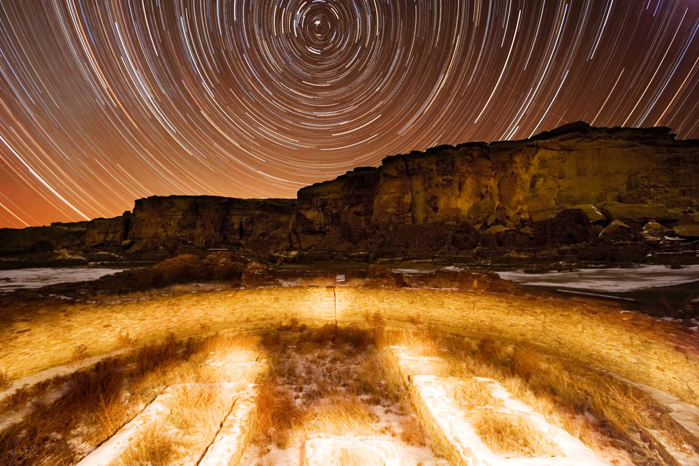 Chaco Culture Advanced Light Painting—COMPLETED - Crafting with light on sacred grounds