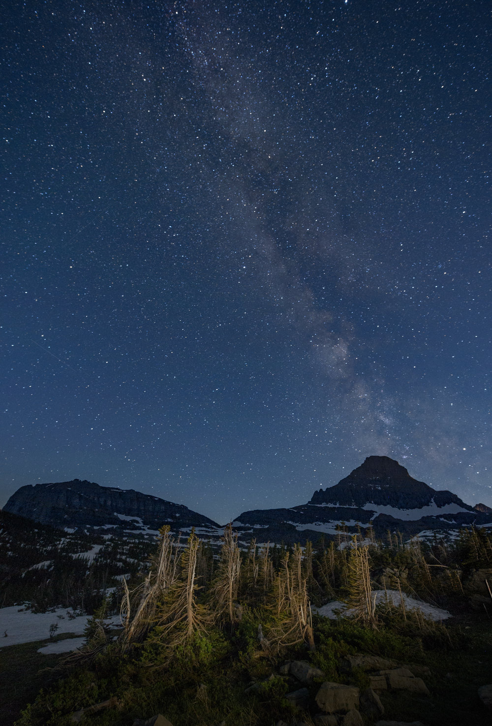 Milky Way, Mt. Reynolds