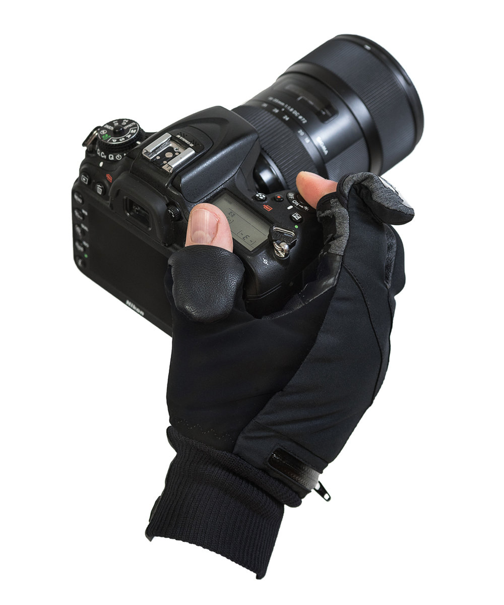Vallerret Mens Insulated glove_w camera.jpg