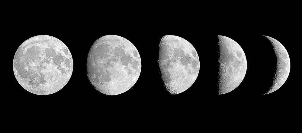 We'll be shooting the Milky Way, a Full Moon and Waning Gibbous Moon.