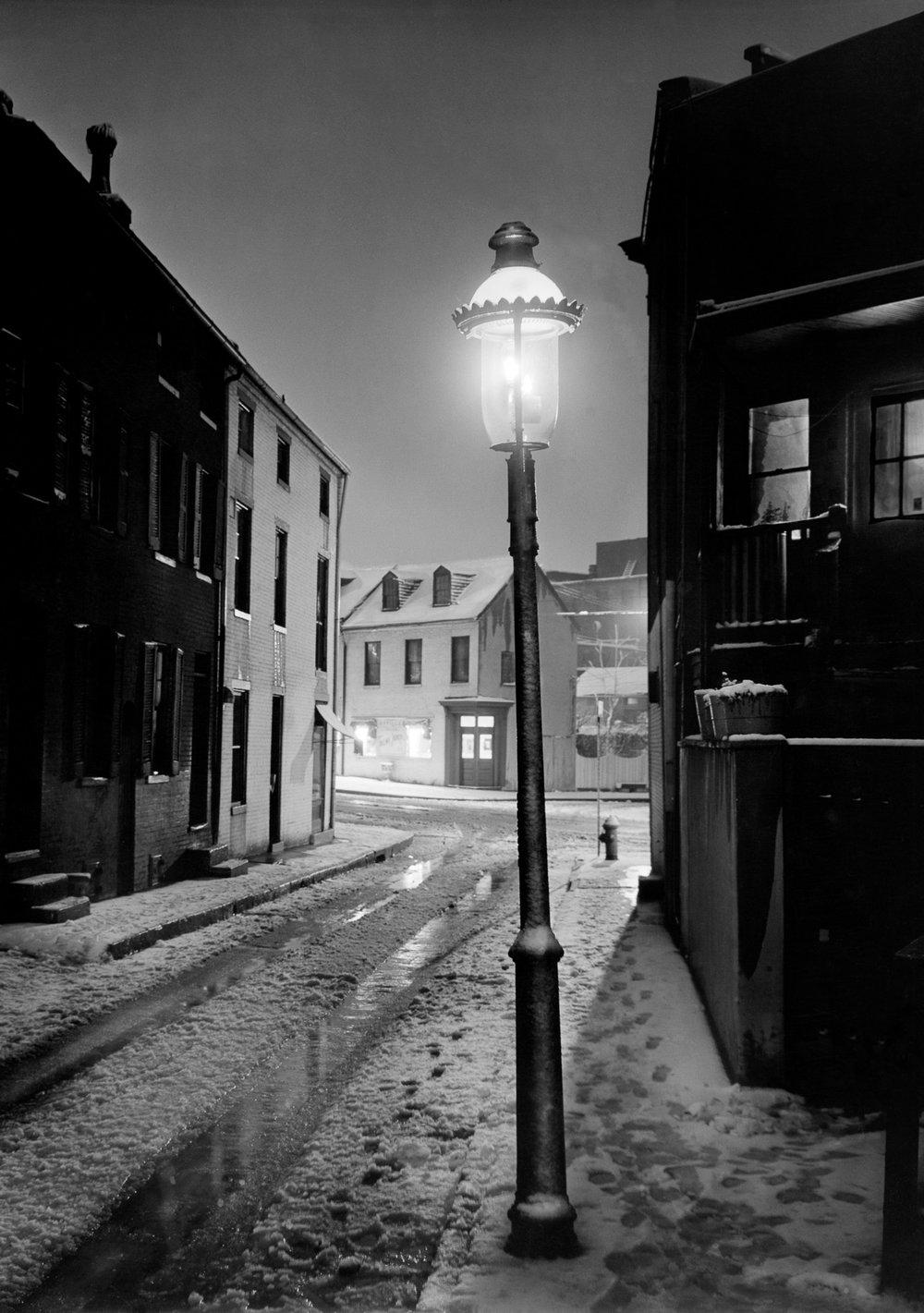 Tyson Street, c. 1950.