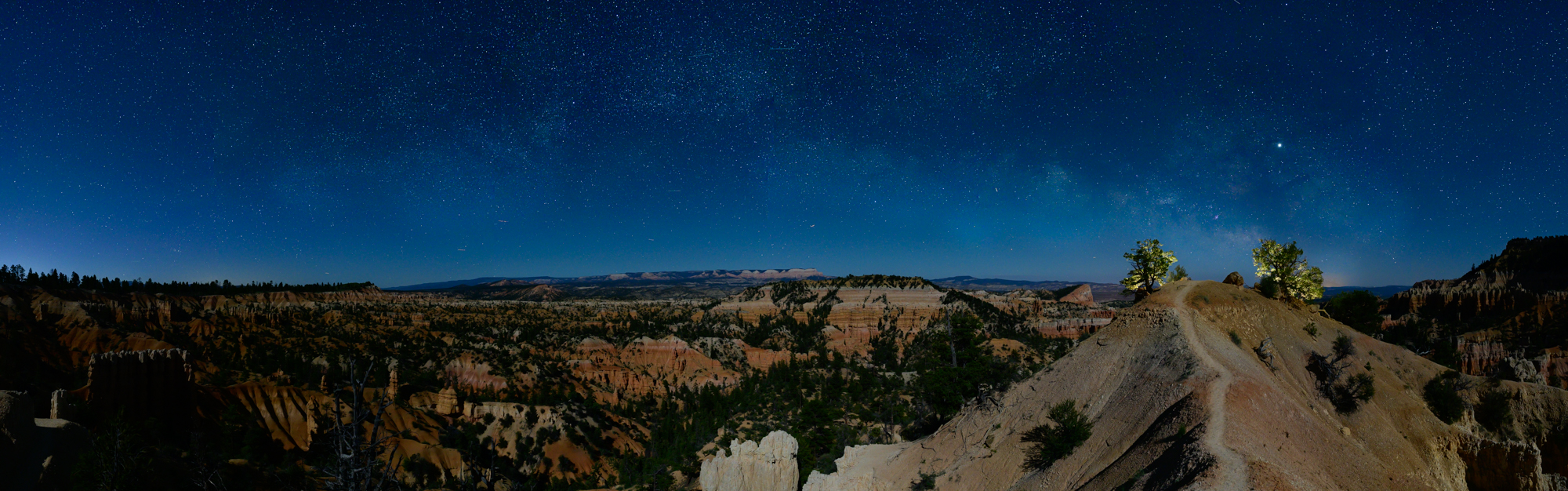How to Plan, Shoot and Edit a Milky Way Arch Panorama (Part