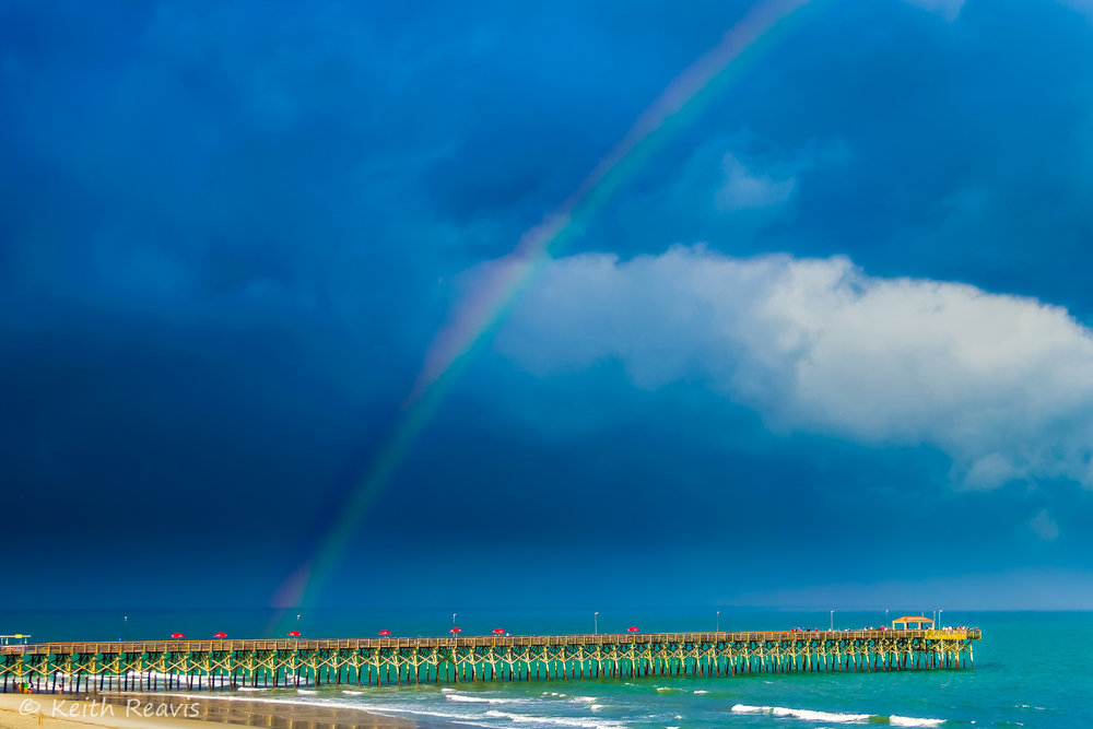Rainbow over Pier (1 of 1).jpg