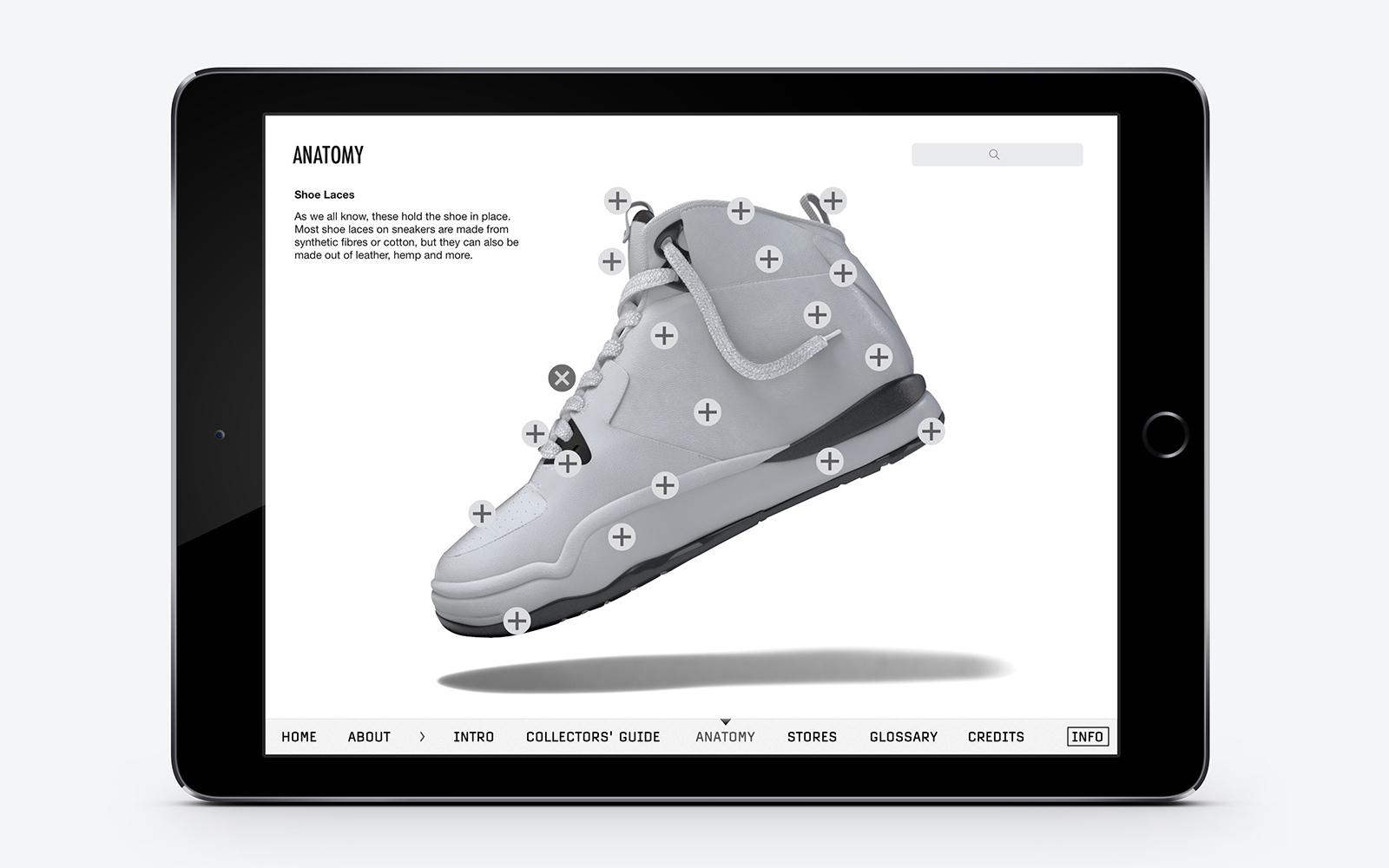 Sneakers Mark Ward Creative